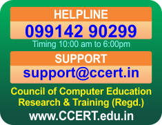 Support Email support@ccert.in